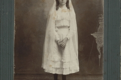 Mary Cleary's First Communion