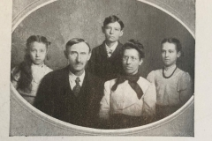 J. B. Disbrow Family