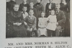 Norman Hilton Family