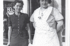 Mildred And Hazel Holmquist