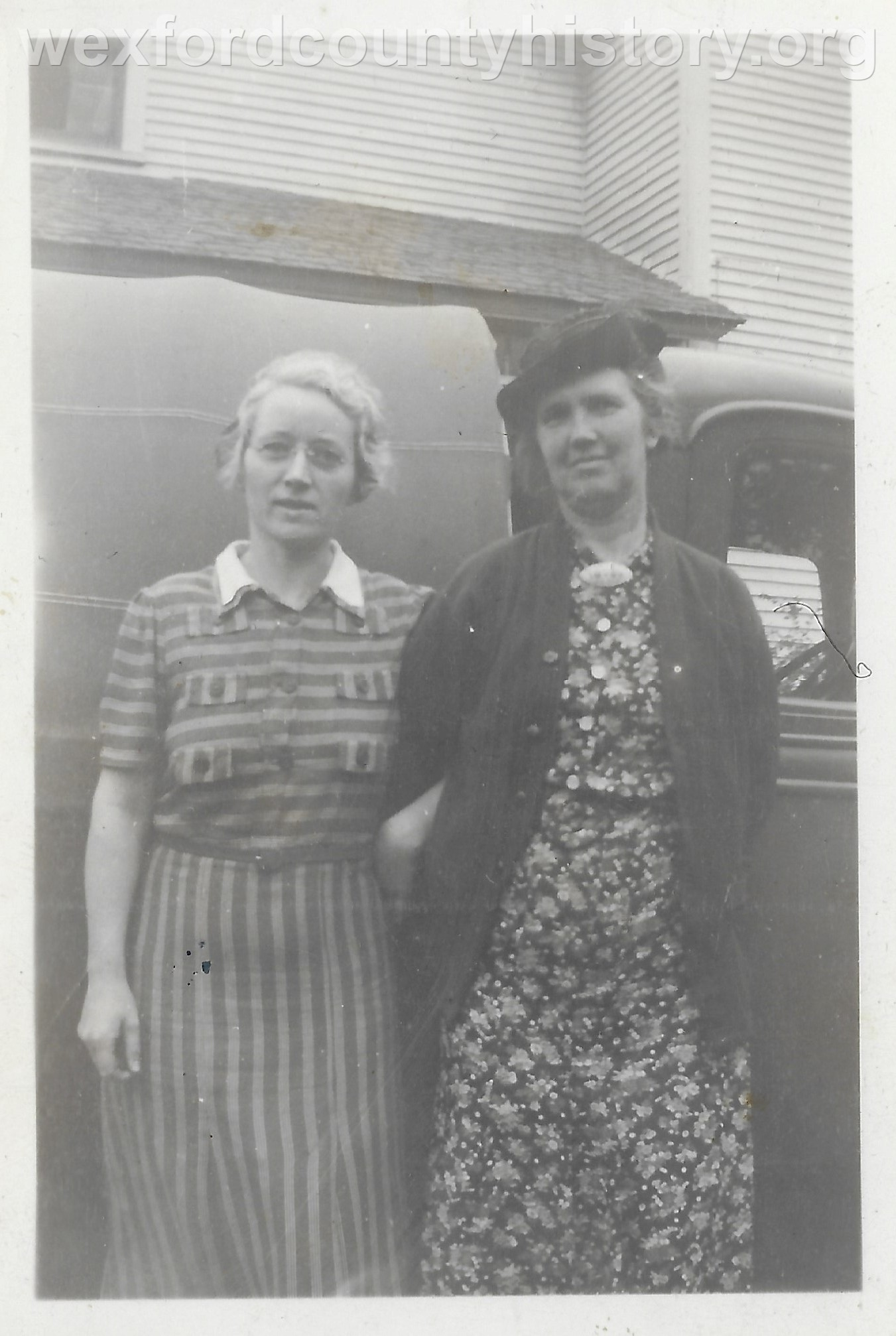 Brehm and Beatrice on the corner of South Mitchell and South Street