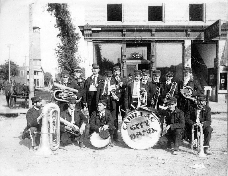 Cadillac City Band