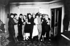 Early 1920s Group Having Fun