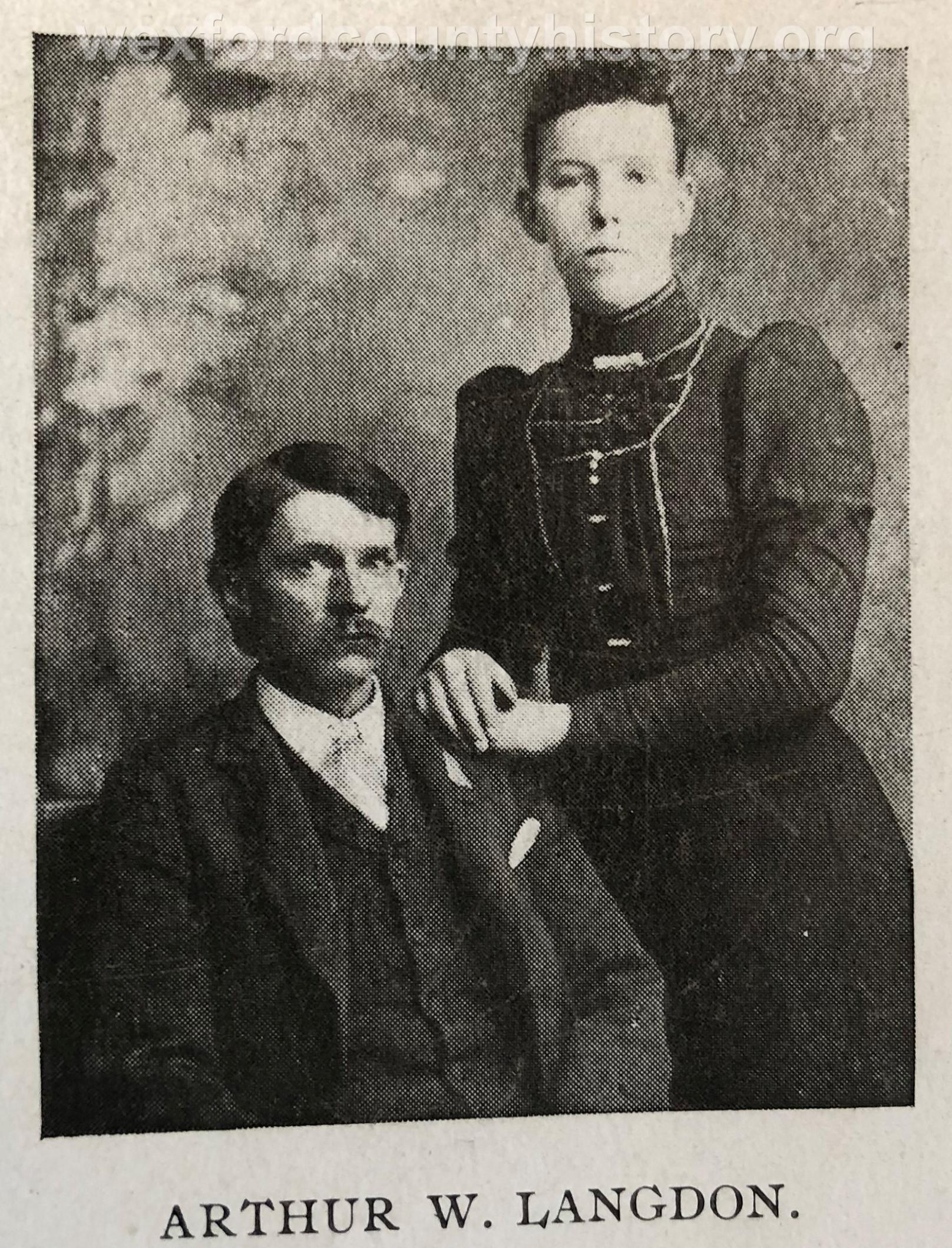 Arthur W. Landgon