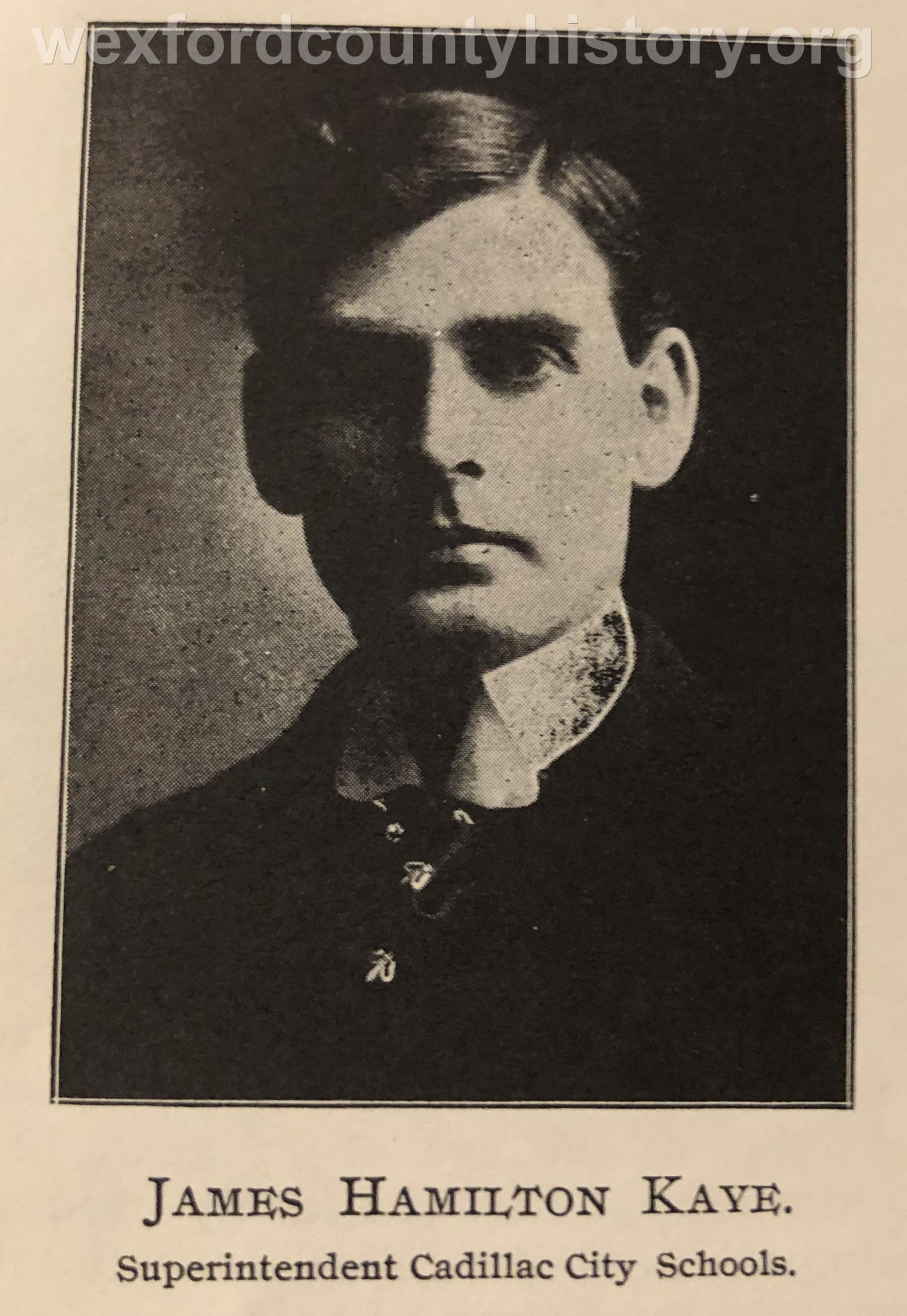 James Kaye