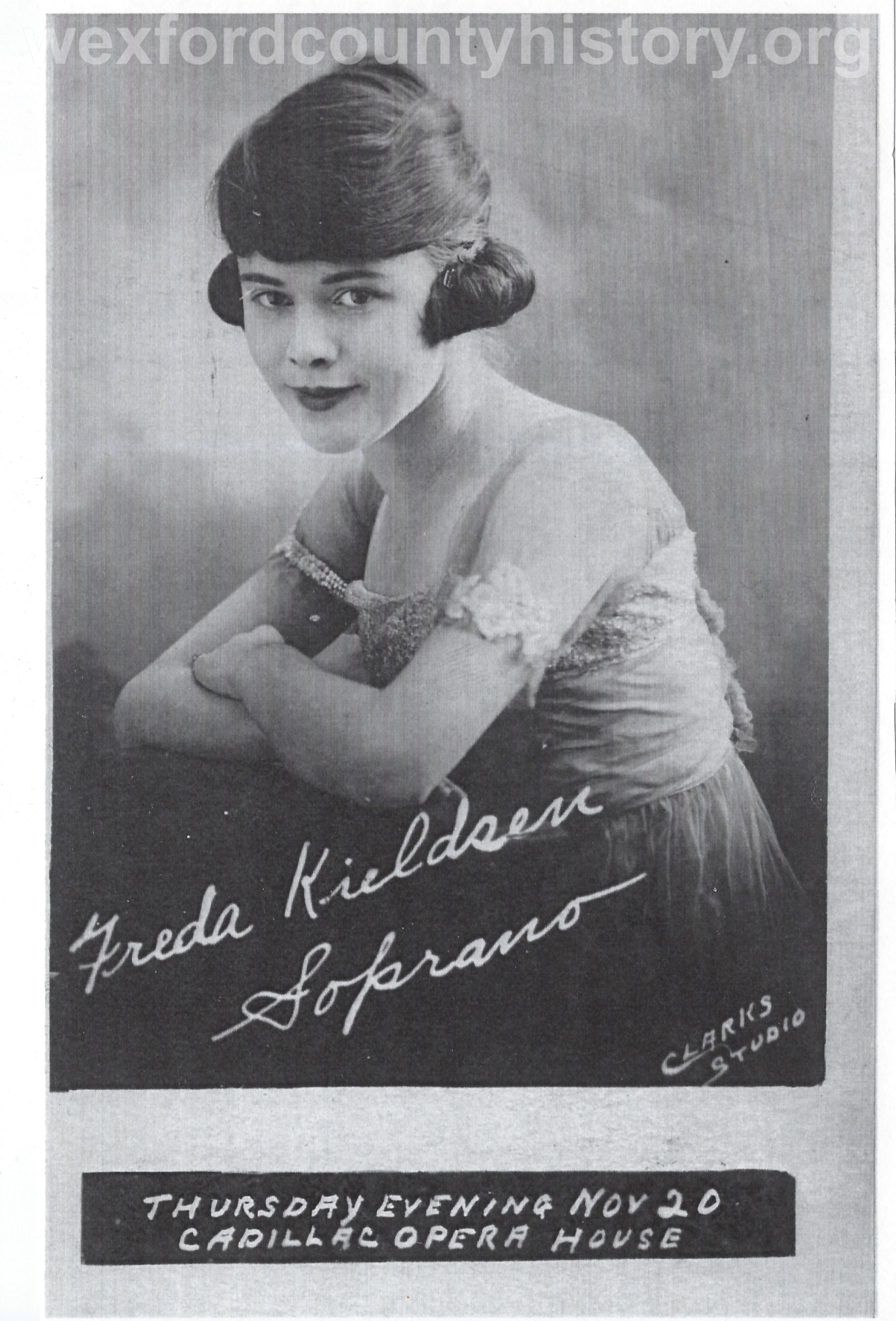 Freda Kieldsen