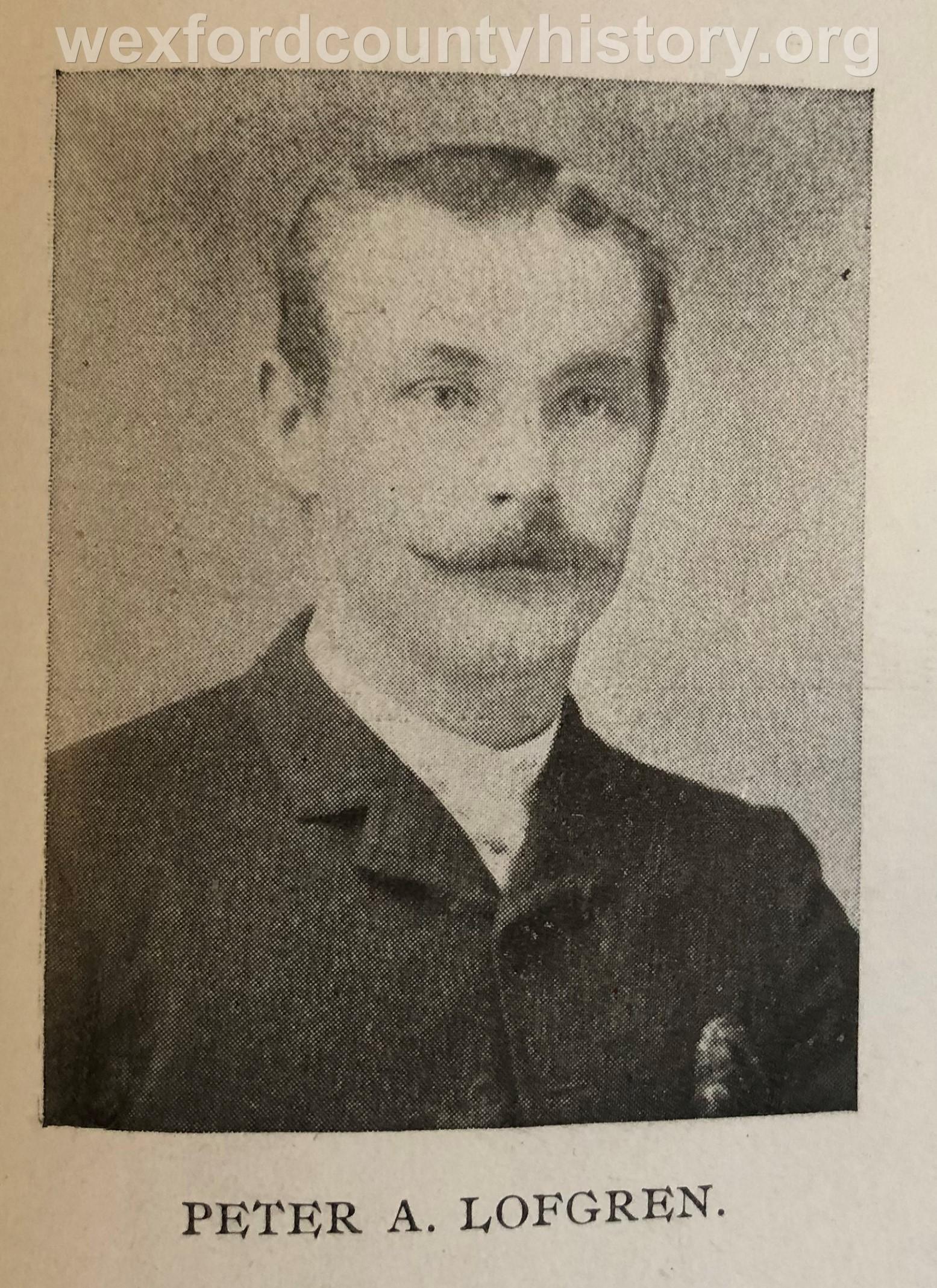 Peter A. Lofgren