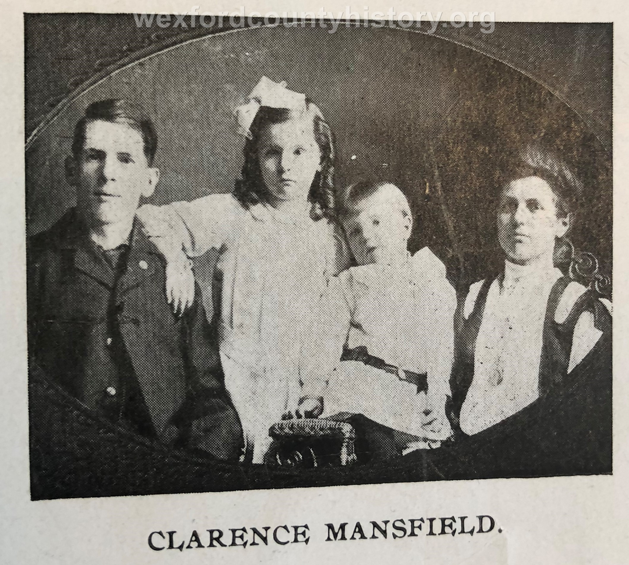 Clarence Mansfield