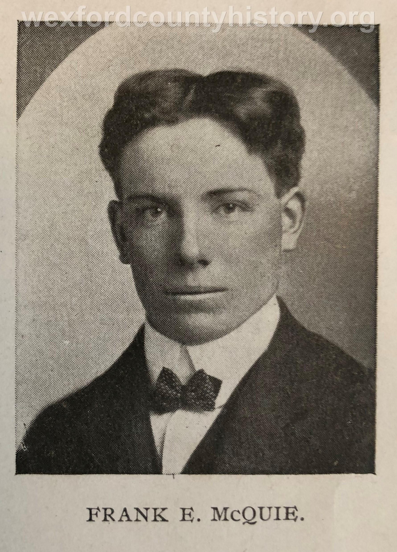 Frank E. McQuie