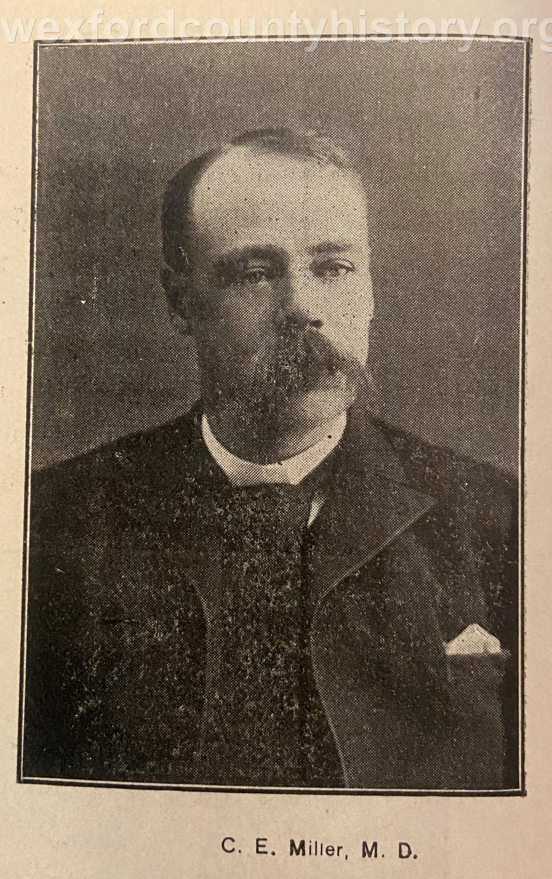 Dr. Carroll E. Miller