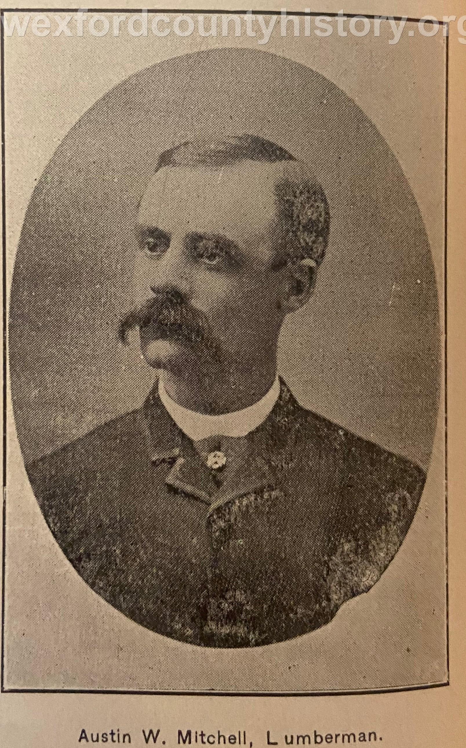 Austin W. Mitchell