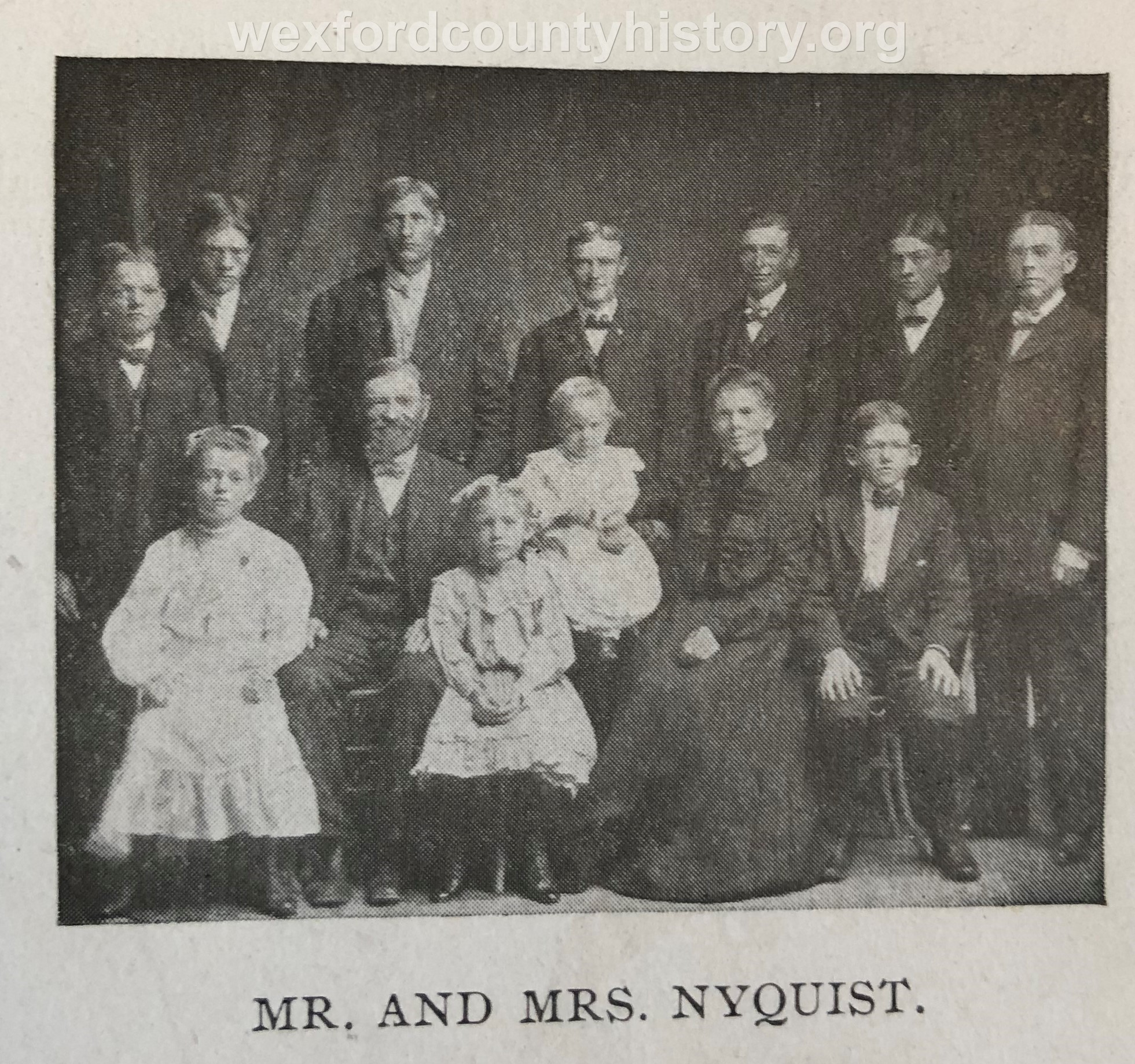 Nyquist Family