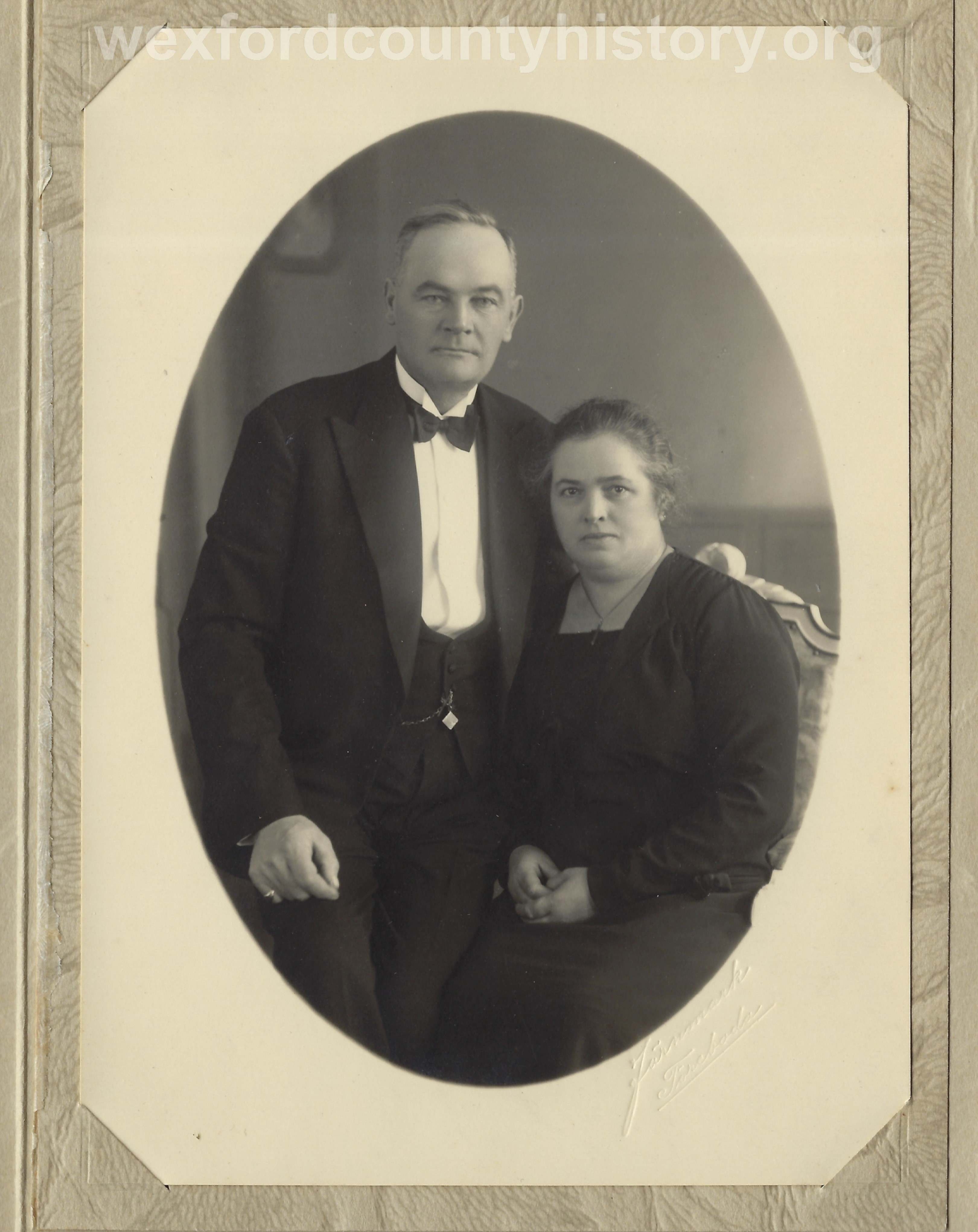Charles and Ellen Persons