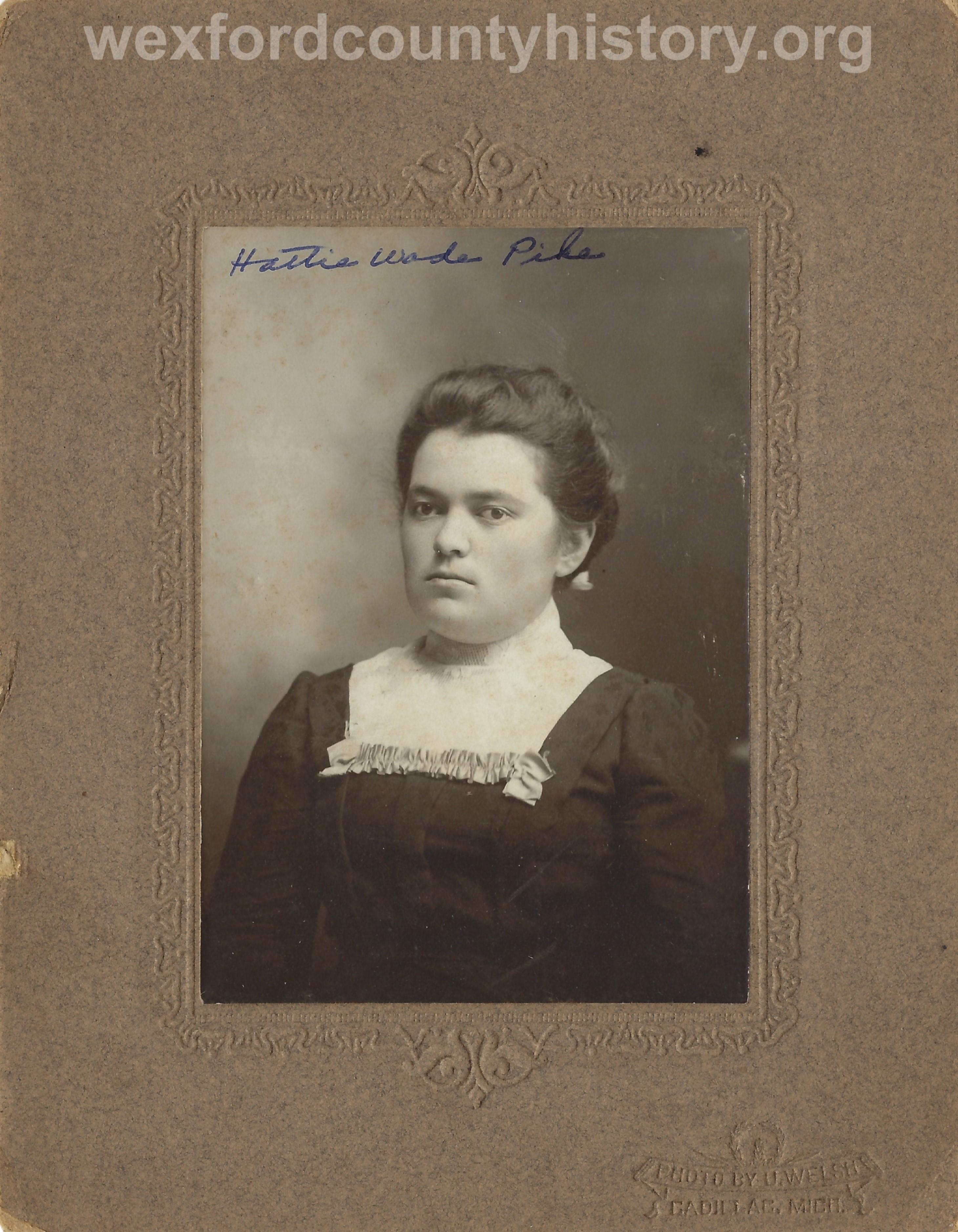 Hattie Wade Pike