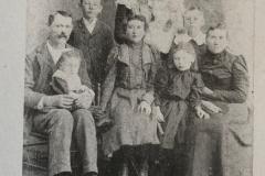 Thomas Mitchell Family