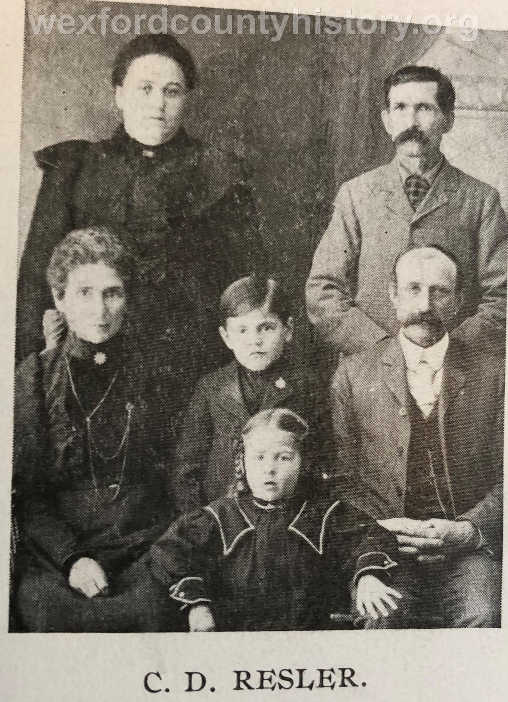 C. D. Resler Family