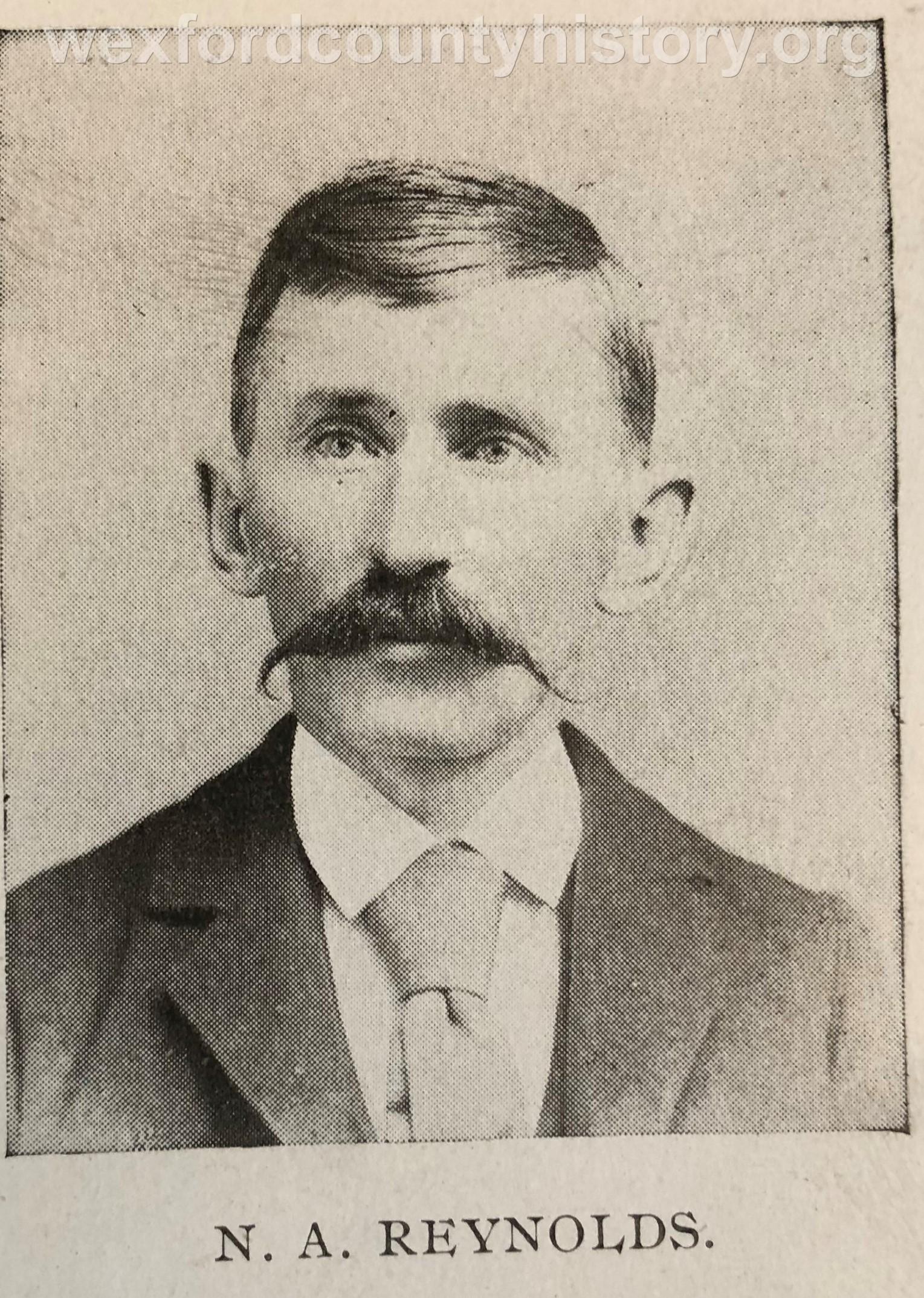 N. A. Reynolds