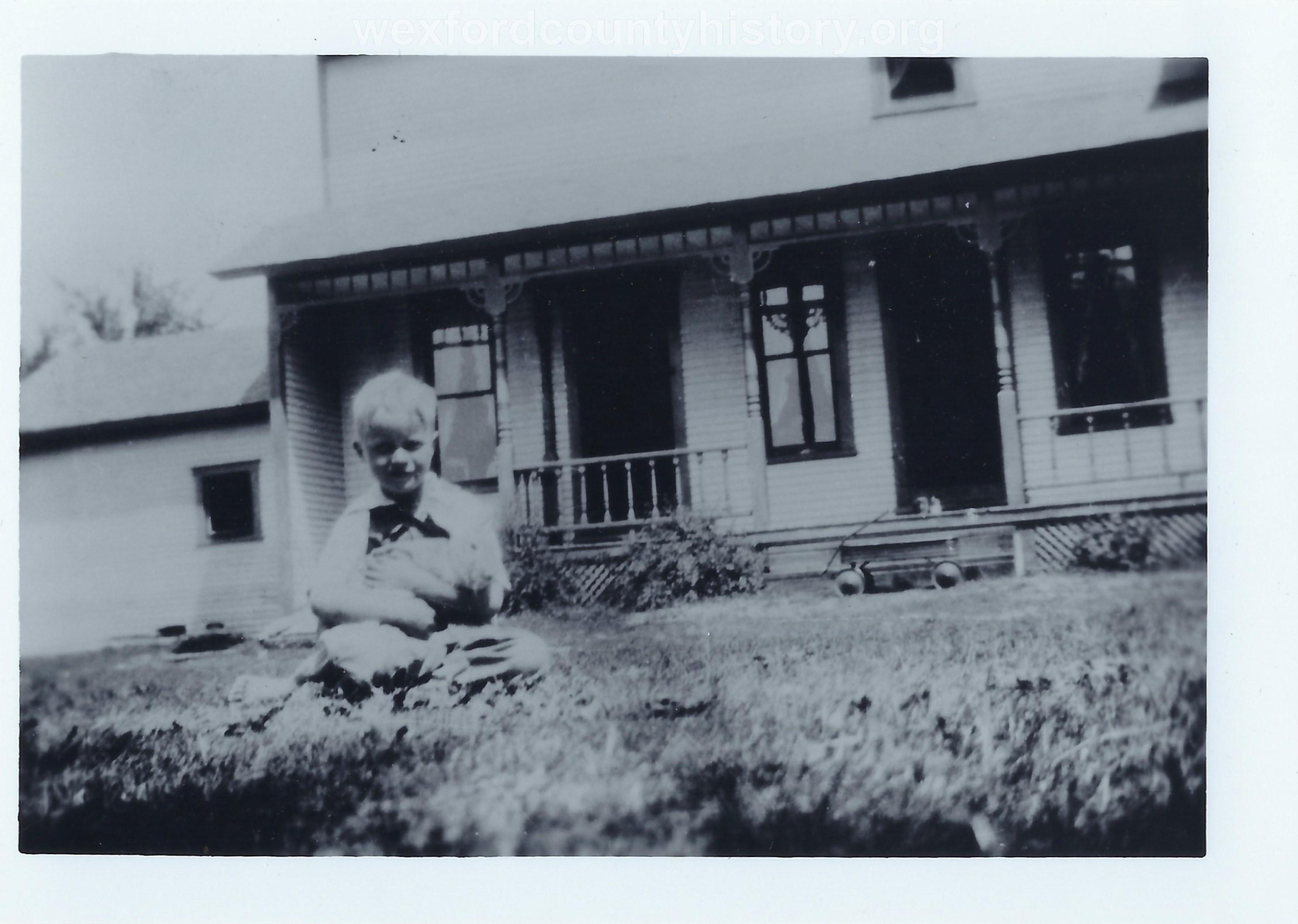 Lee Rock In 1933