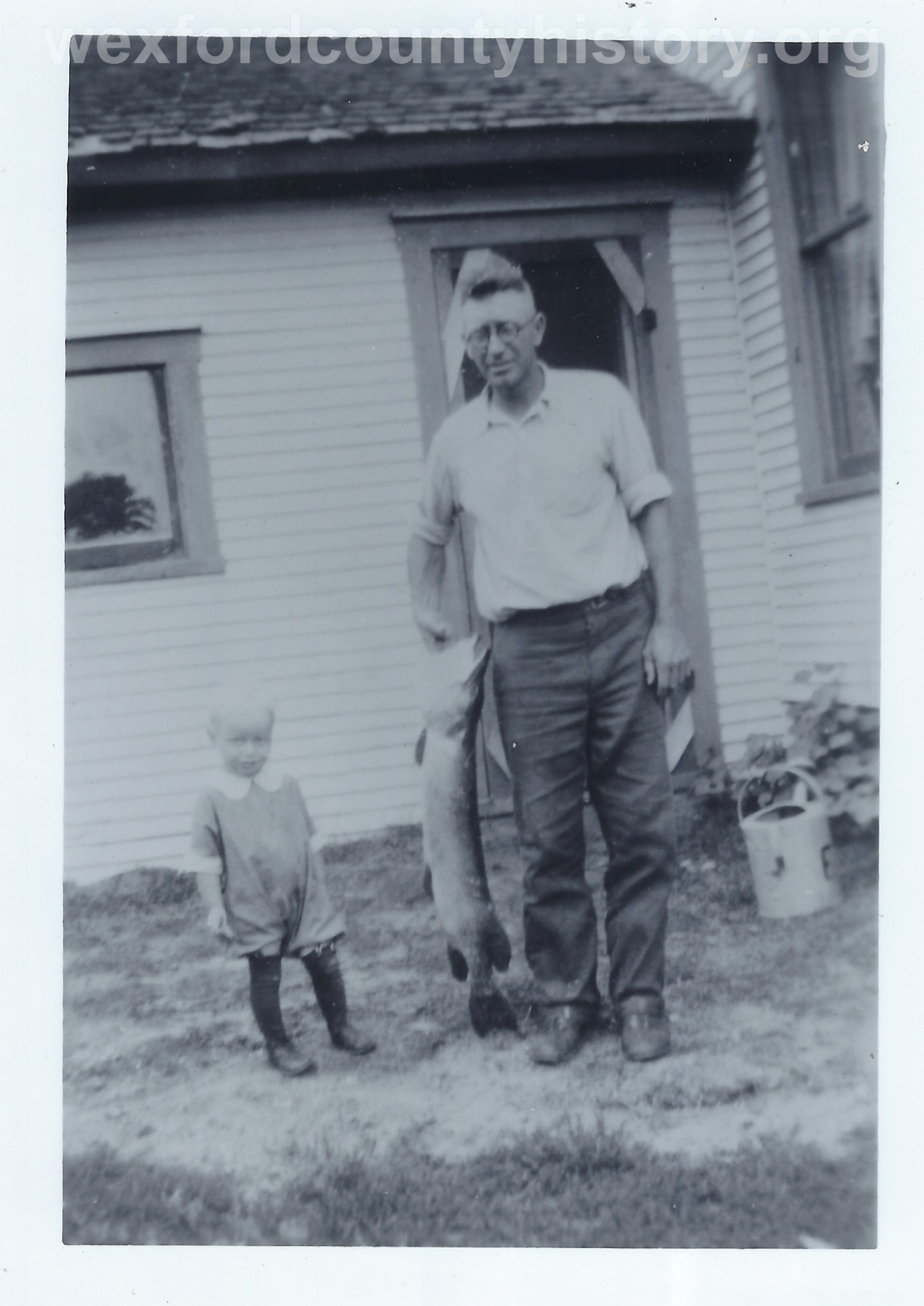 Lee and George Rock In 1927