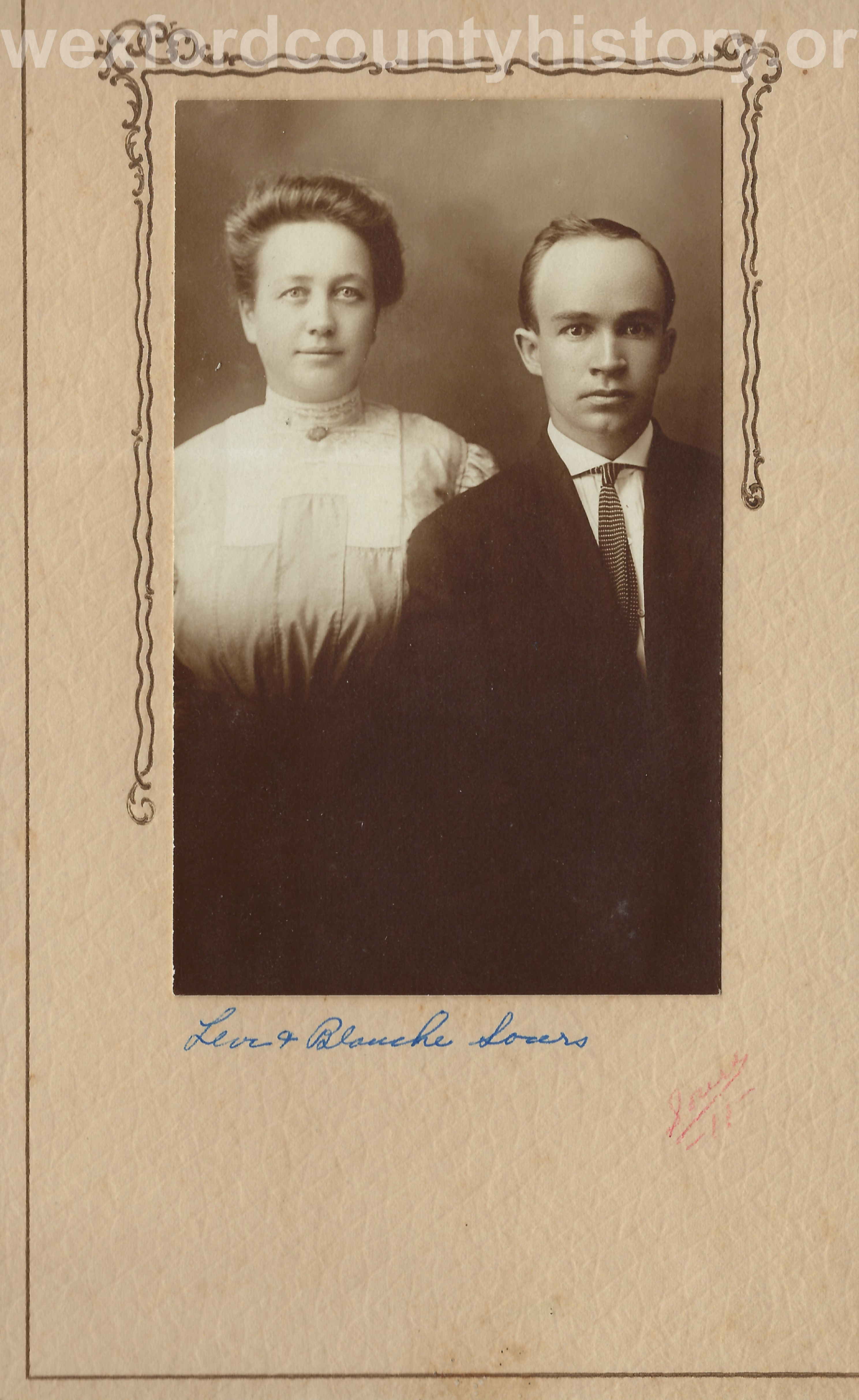 Levi And Blanche Sours