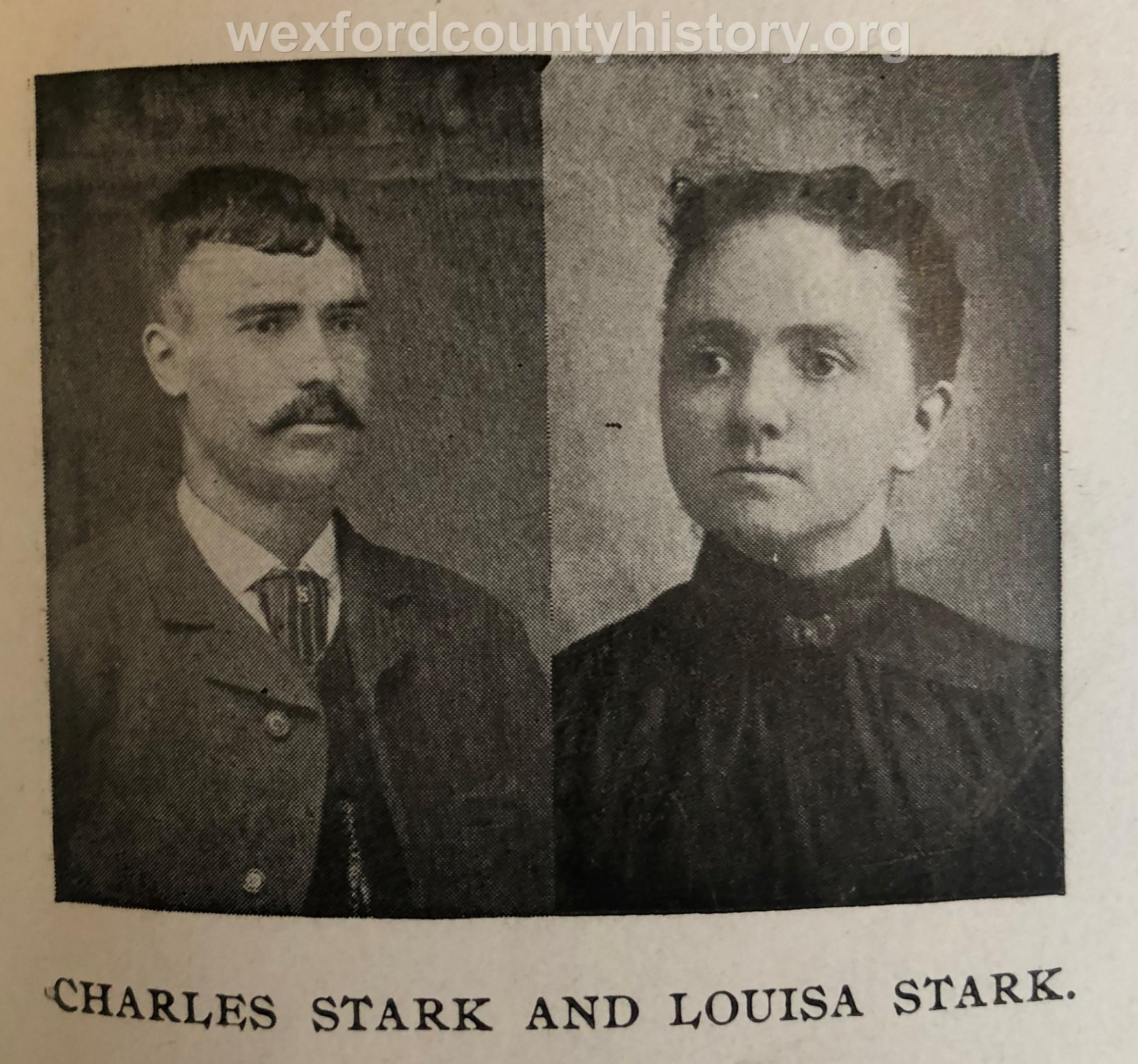 Charles And Louisa Stark