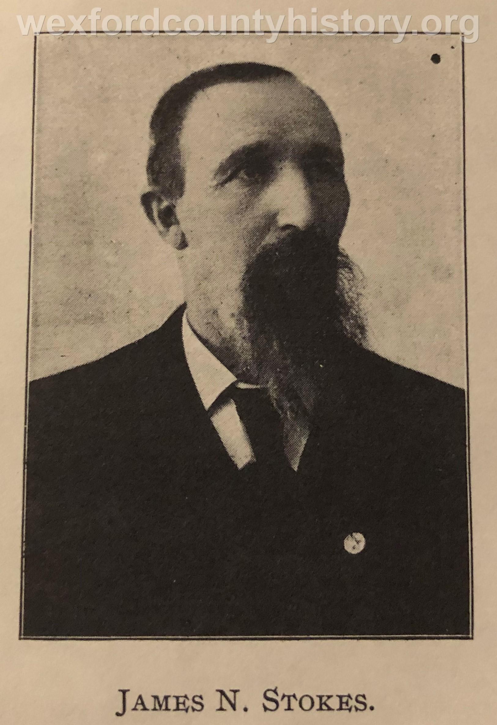 James N. Stokes
