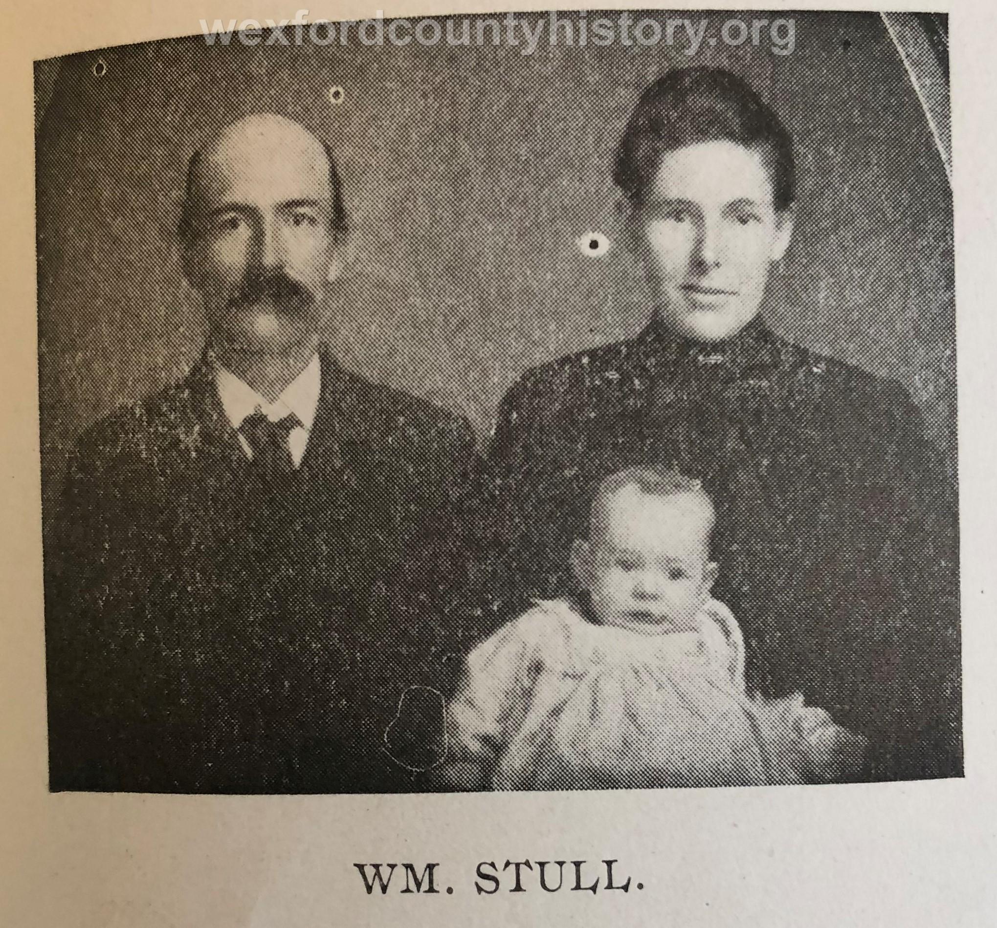William Stull Family
