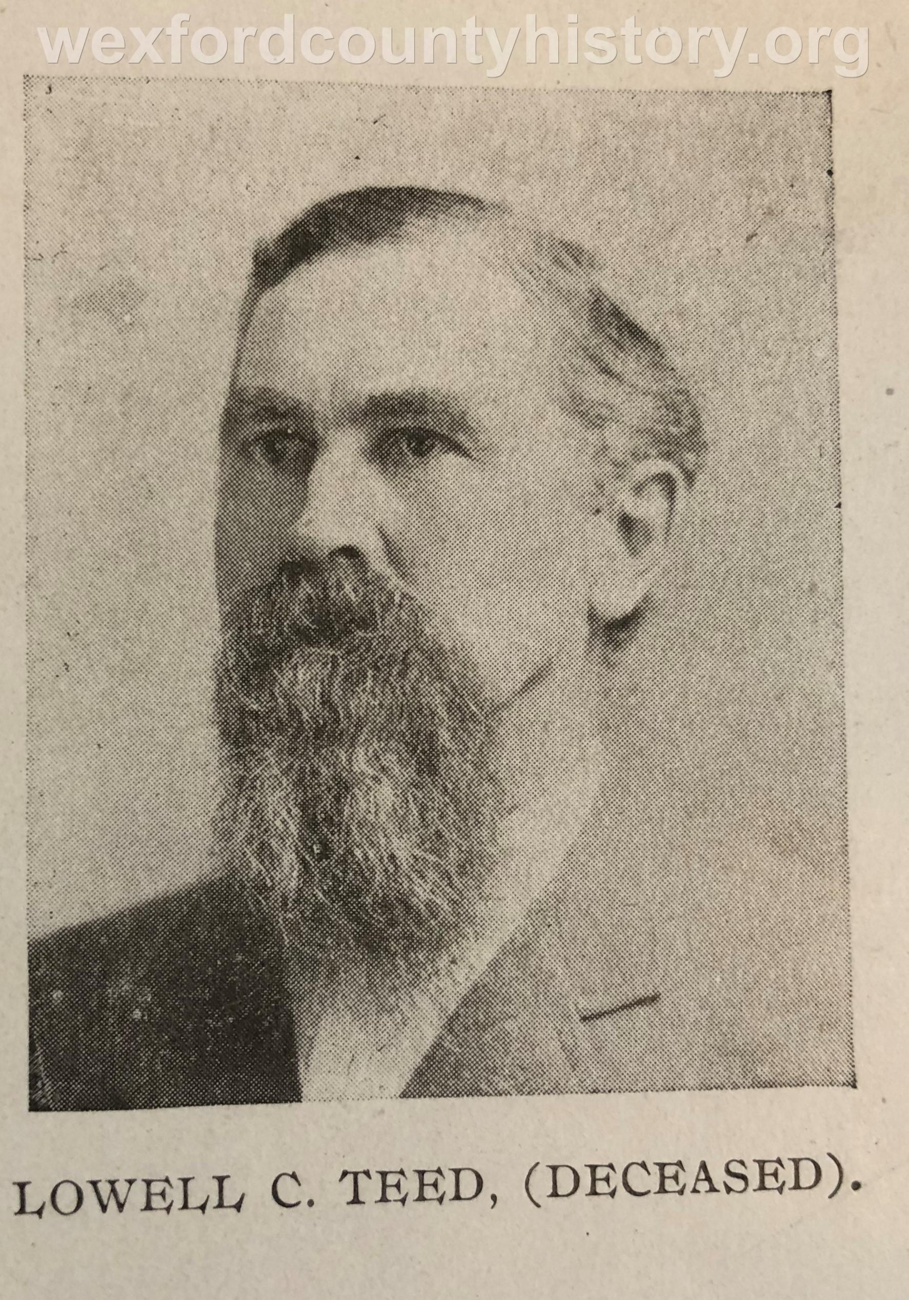 Lowell C. Teed