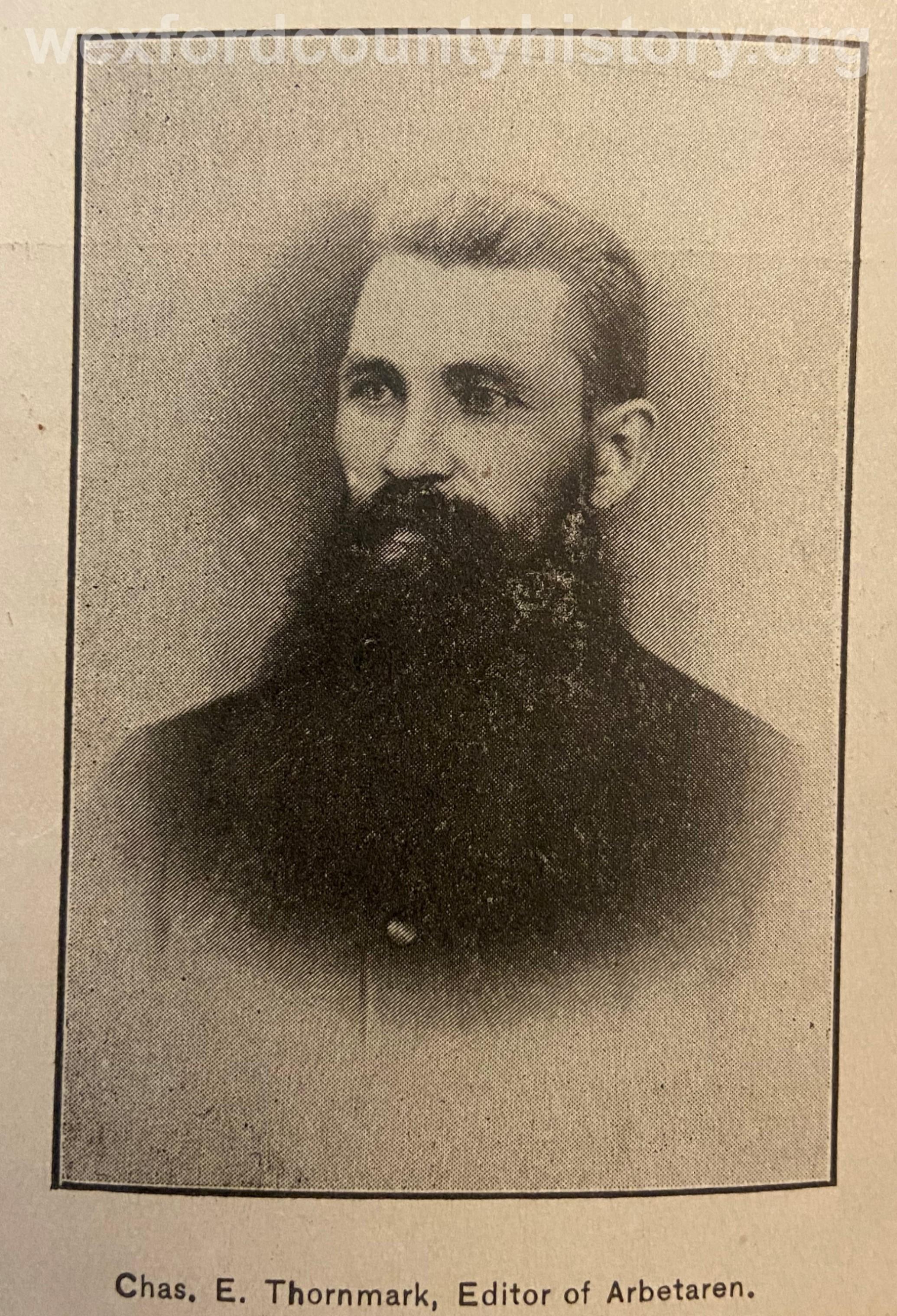 Charles E. Thornmark