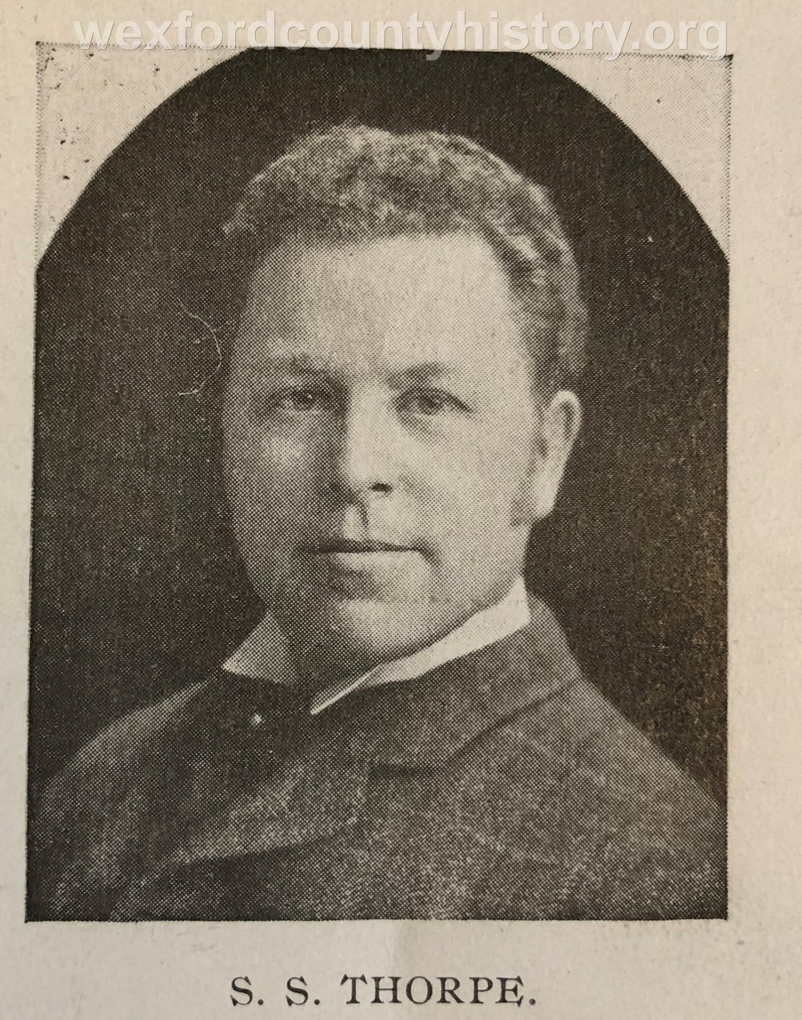 S. S. Thorpe