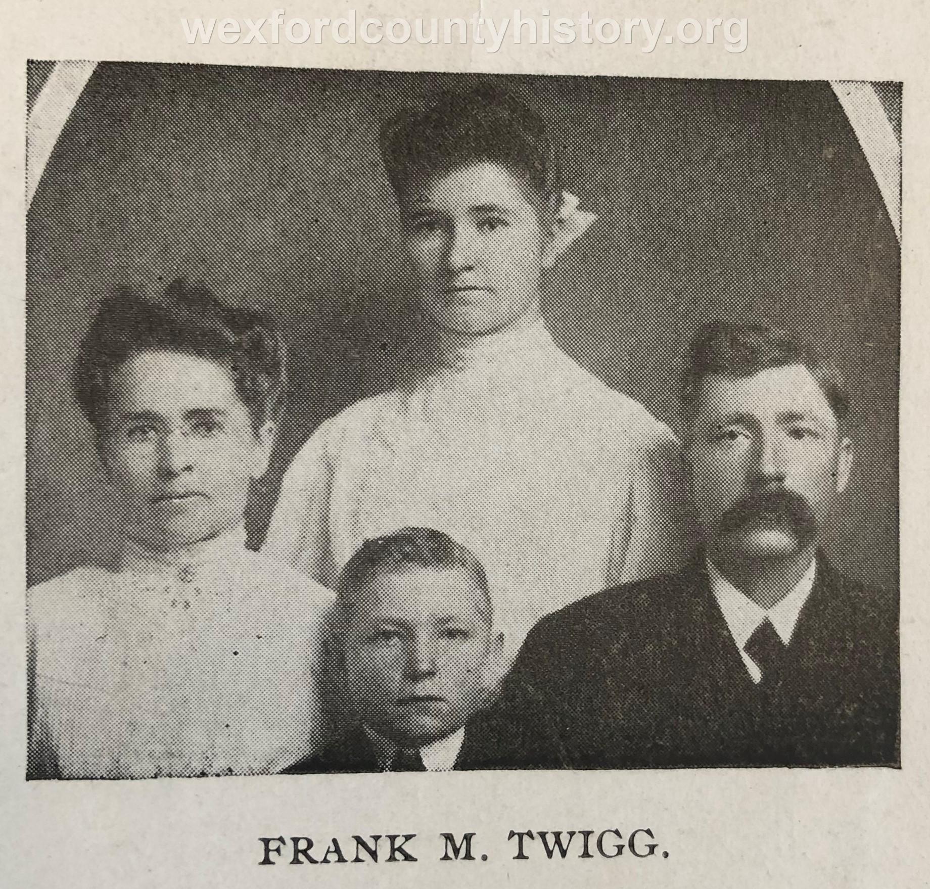 Frank W. Twigg