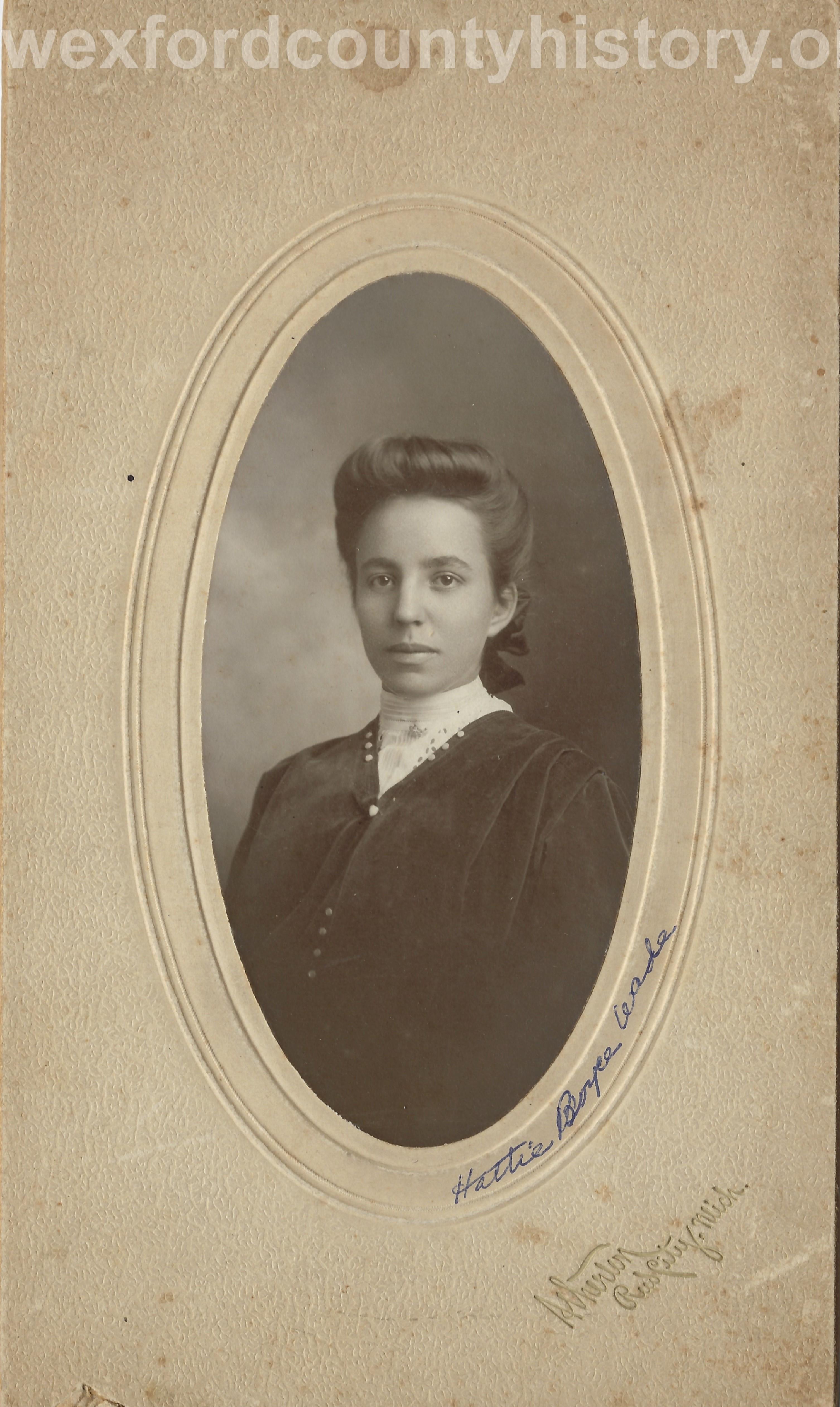 Hattie Wade