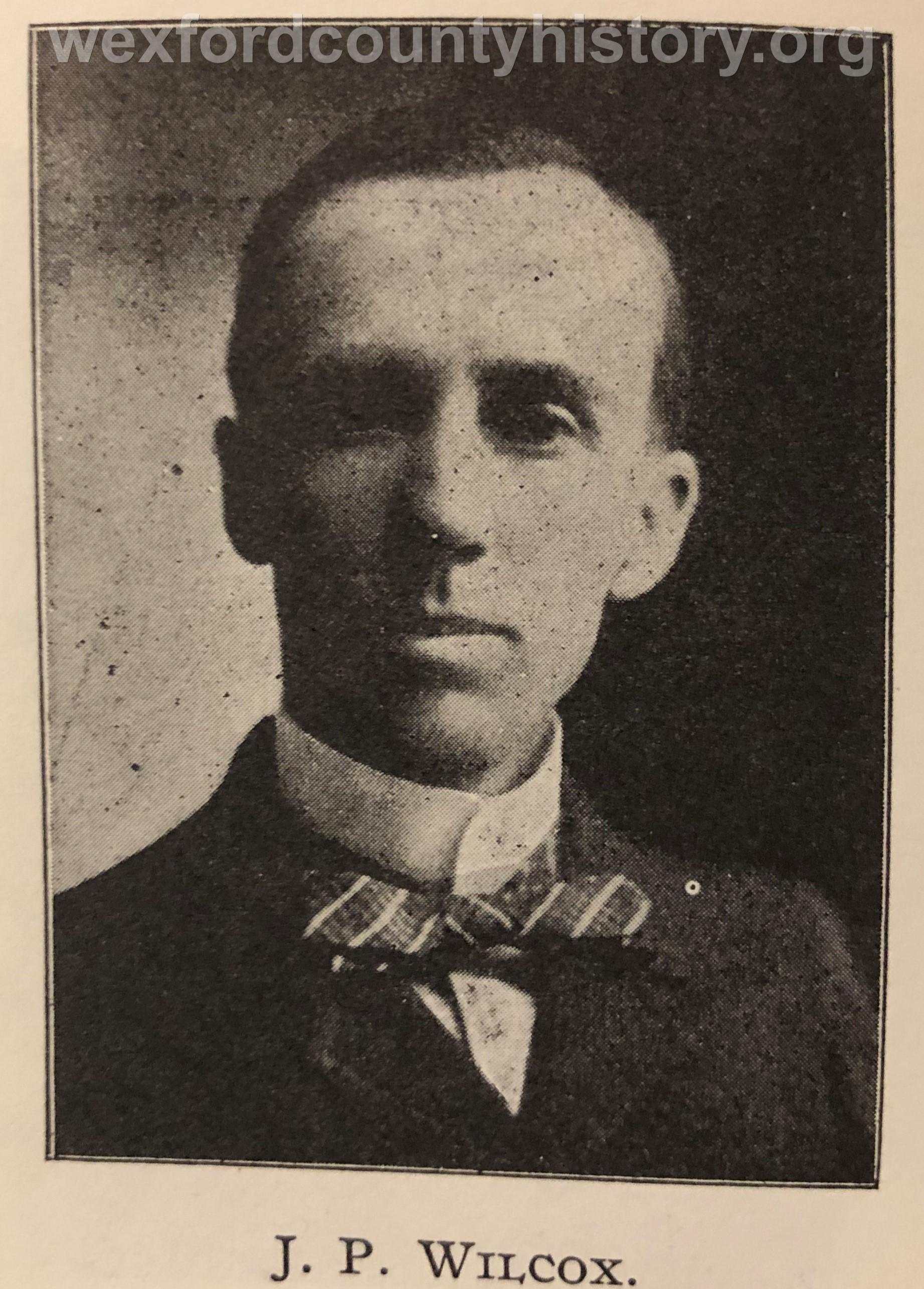 John P. Wilcox