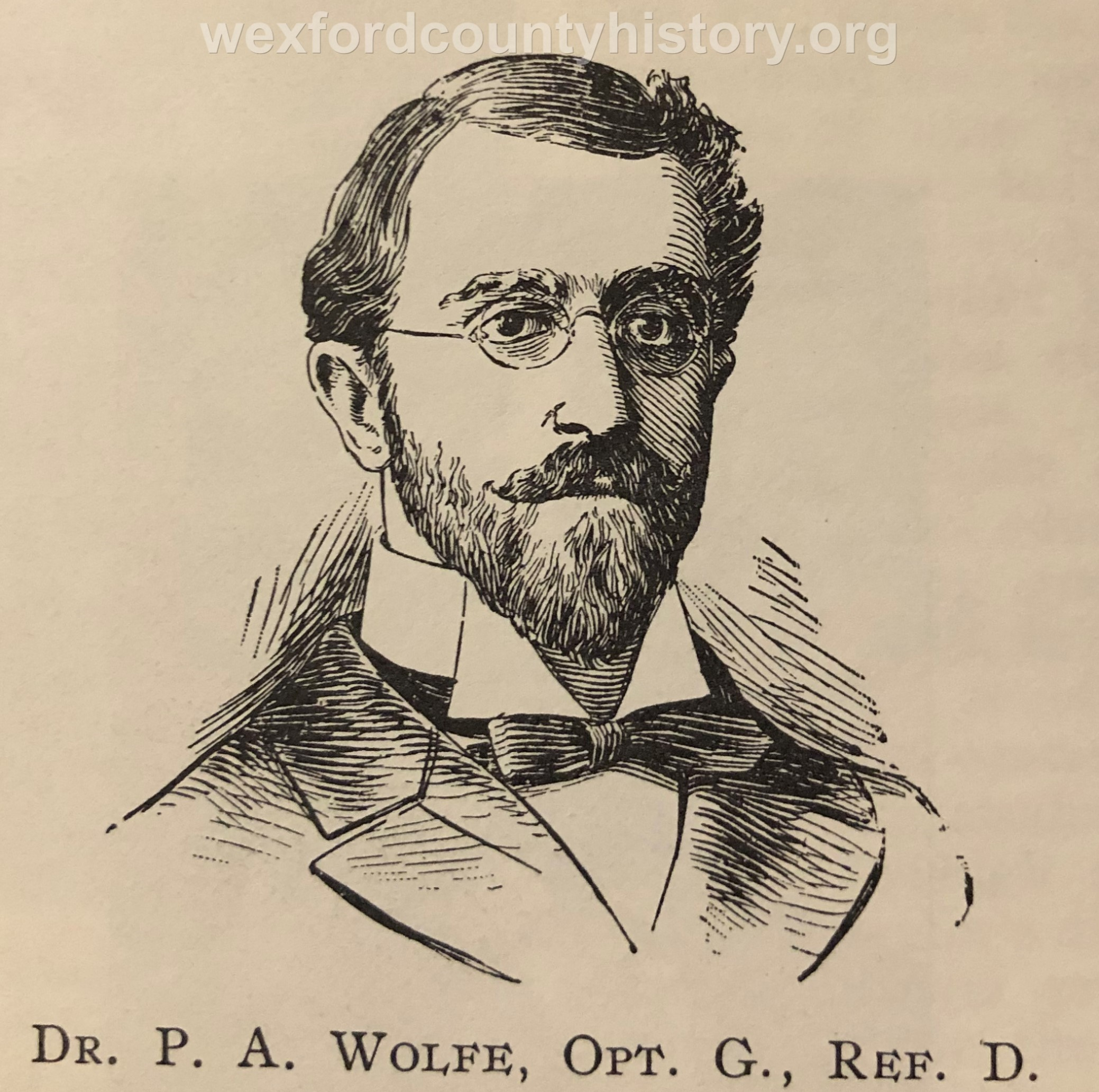 Dr. Wolfe