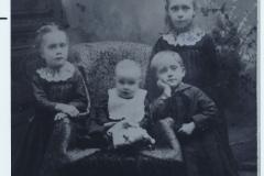 Alta, Blanche, James, and Ella Rock
