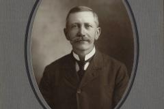 Frederick Heinrich Rock in 1904