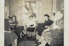 Lenora Rock, Jennie Hagstrom, Ella Rock, Anna Hagstrom, Ethel Johnson
