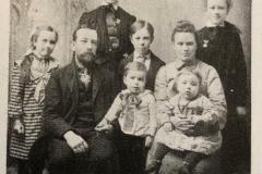 Walter Todd Family