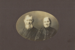William and Angeline Wade