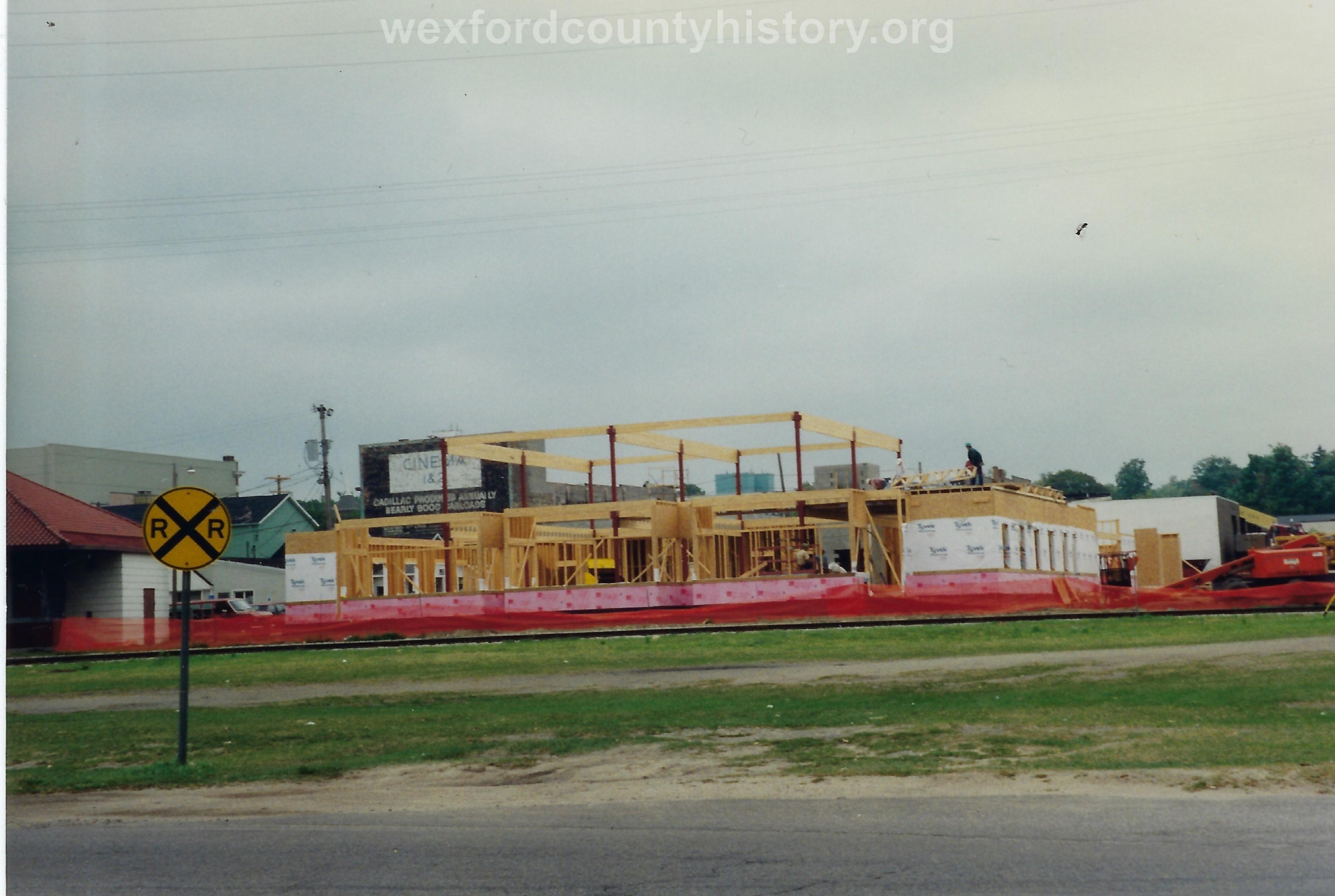 DEQ Building Construction