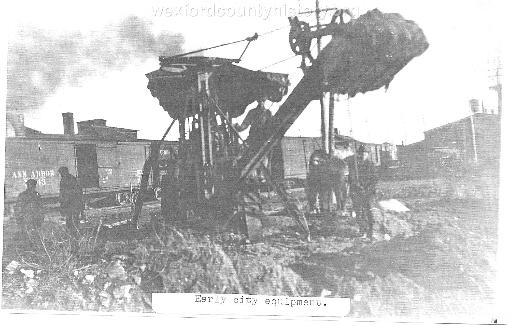 Government Owned Steam Equipment