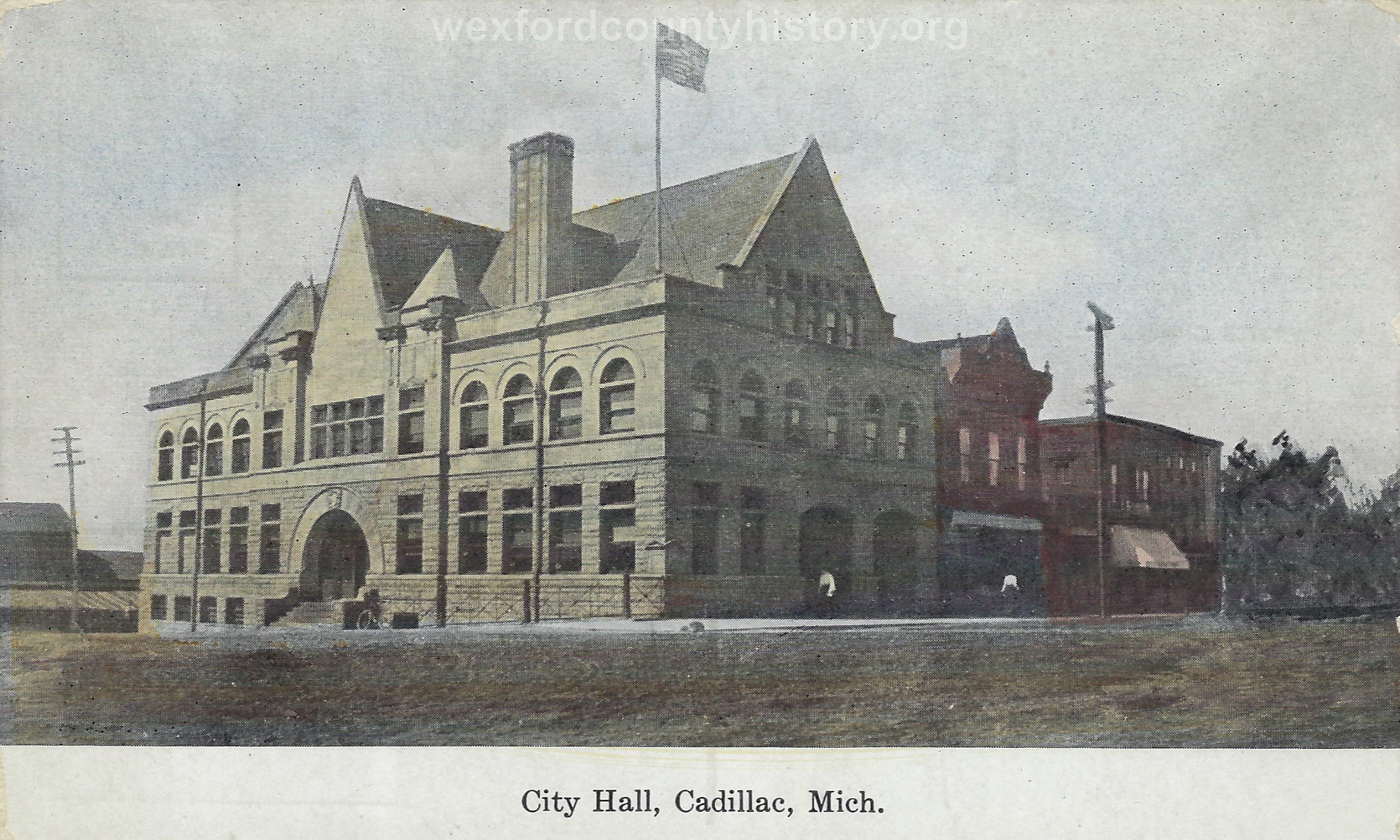 Old City Hall Building