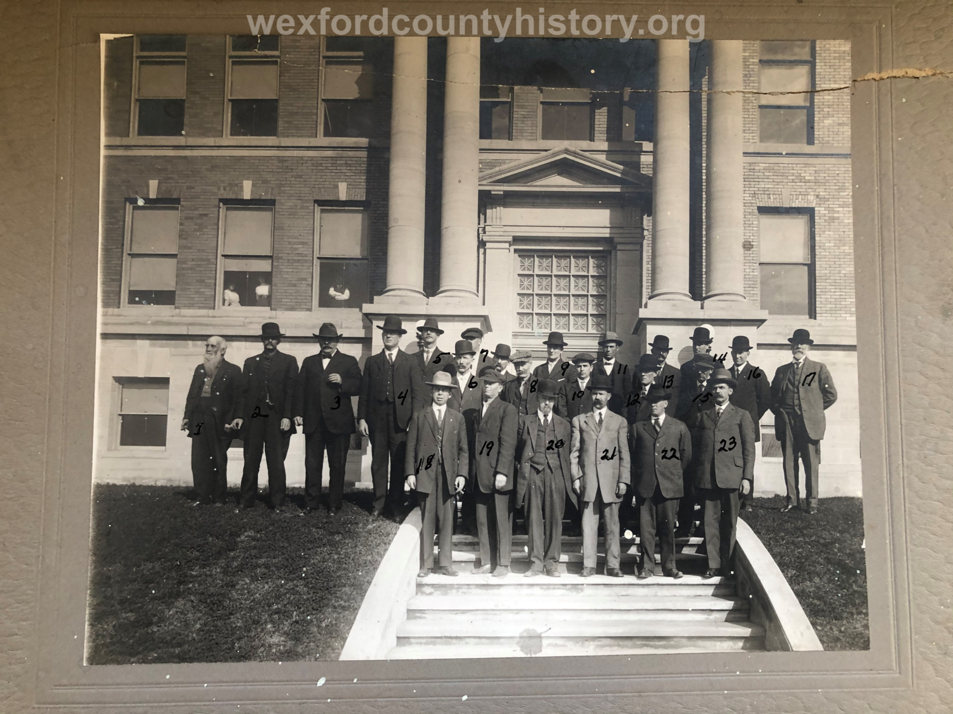 Wexford County Board Of Supervisors, c. 1930