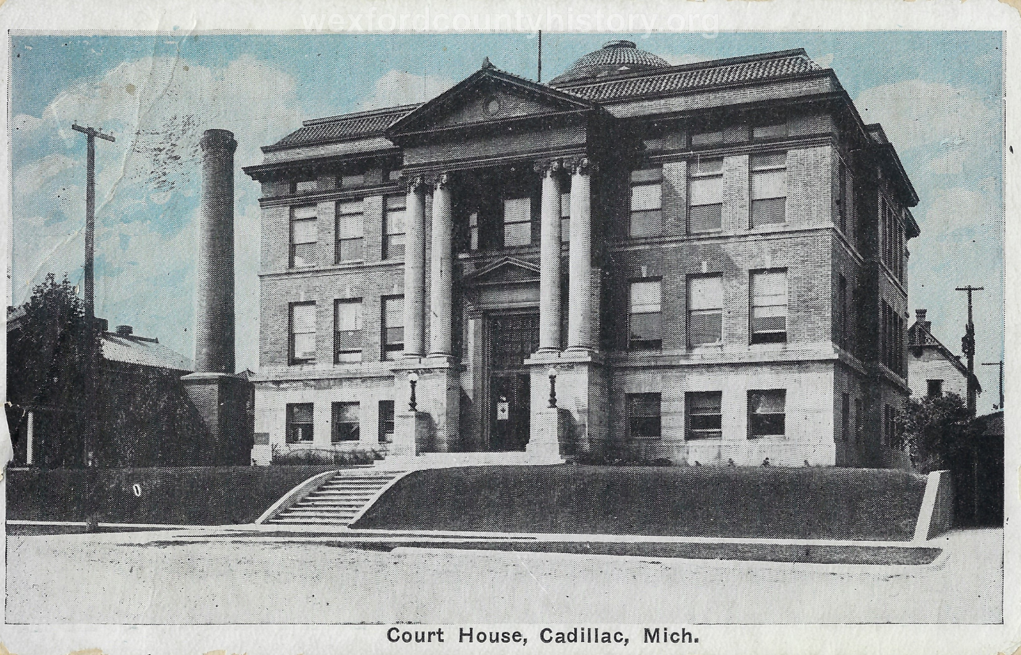 Wexford County Court House