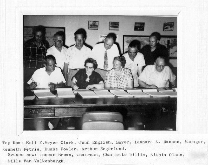 Cadillac City Officials
