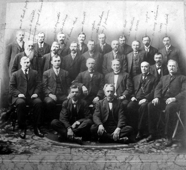 Wexford County Board Of Supervisors, 1898