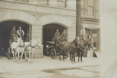 Cadillac Fire Department, c.1900