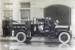 Fire Department Truck
