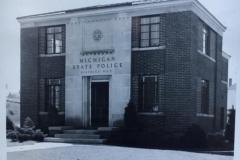 Michigan State Police Post