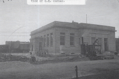 Cadillac Post Office Construction